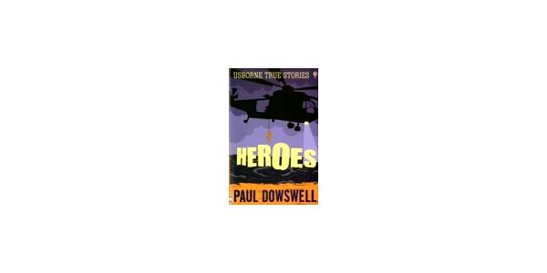 Usborne True Stories Heroes