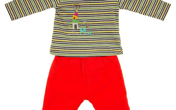 Dětská souprava Lullaby - svetřík a kalhoty