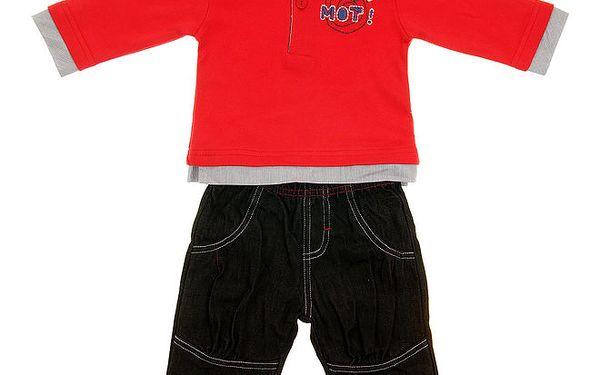 Dětská soupravička Lullaby - kalhotky a tričko