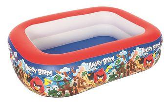 Nafukovací bazén obdélníkový Angry Birds - 201x150x50 cm