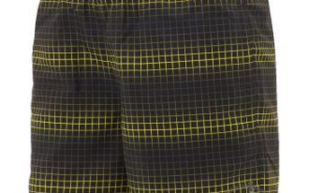 Reebok CHECK BOXER S černá/žlutá