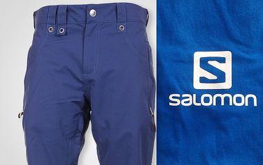 Pánské outdoorové kalhoty Salomon a Bonfire