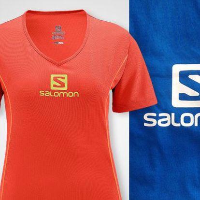 Dámská sportovní trička Salomon