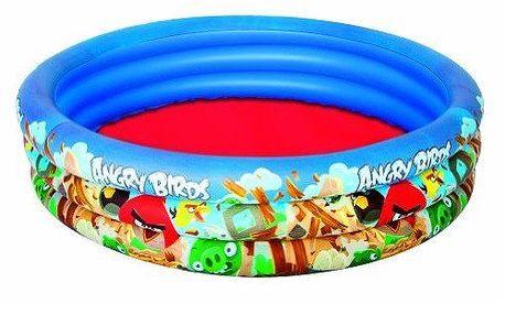 Nafukovací bazén Angry Birds - průměr 152cm, hloubka 30cm