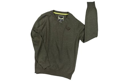 Pánský zelený svetr 98-86