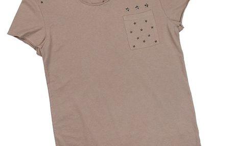 Pánské tričko s krátkým rukávem a hvězdami 98-86