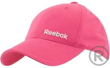 Reebok KIDS LOGO CAP UNI růžová