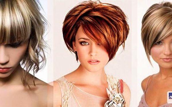 Francouzský melír, mytí, regenerace a styling sluxusními produktyTIGI přímo u metra Dejvická v Praze! Platí pro všechny délky vlasů! Profesionální melír dodá Vašim vlasům šmrnc a vám zvýší sebevědomí!