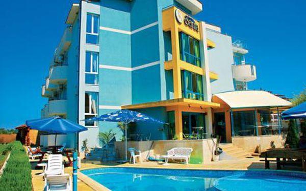 Bulharsko, oblast Obzor, letecky, snídaně, ubytování v 3* hotelu na 12 dní