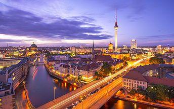 Kochejte se dokonalým pohledem na Berlín