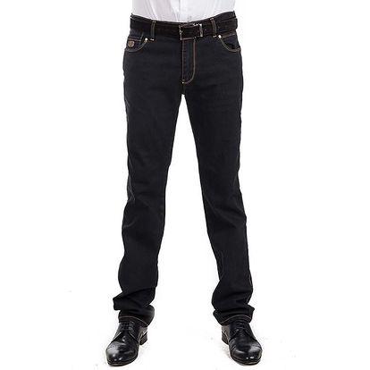 Pánské černé džíny RNT23