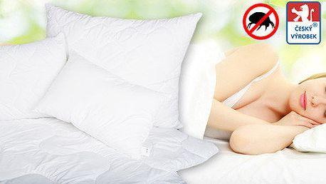 Antialergické přikrývky a/nebo polštáře ROTEXIM