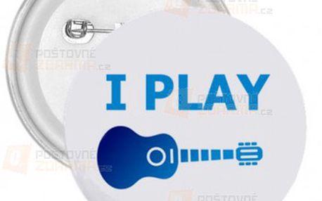 Placka hraji na akustickou kytaru a poštovné ZDARMA! - 23812514