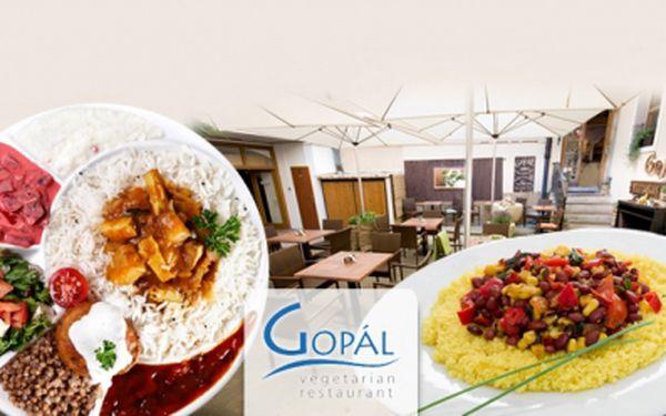SNĚZ CO MŮŽEŠ za 139 Kč! GOPÁL - indická restaurace, Praha 1. Užijte si neotřelou kombinaci chutí inspirovanou indickou kuchyní v libovolném množství! Menu skládající se z 8 různých chodů! Lahůdka pro nenasytná bříška!