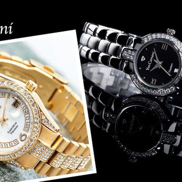 Luxusní hodinky Yves Camani se slevou