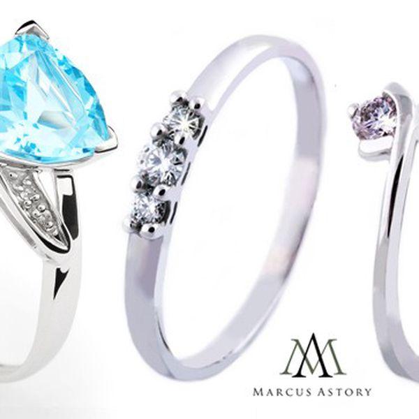 Luxusní prsteny Marcus Astory