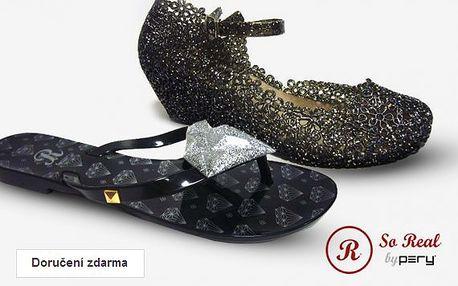 Dámská letní obuv So Real