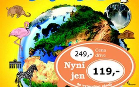 Můj první atlas