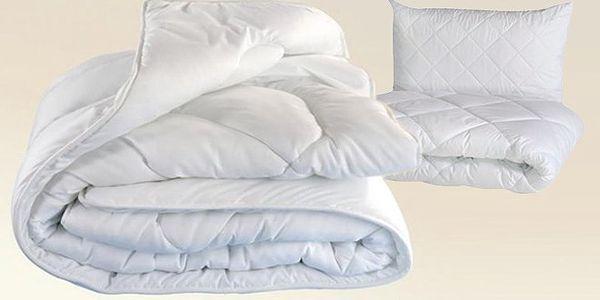 Antibakteriální thermo deka a polštář levně!