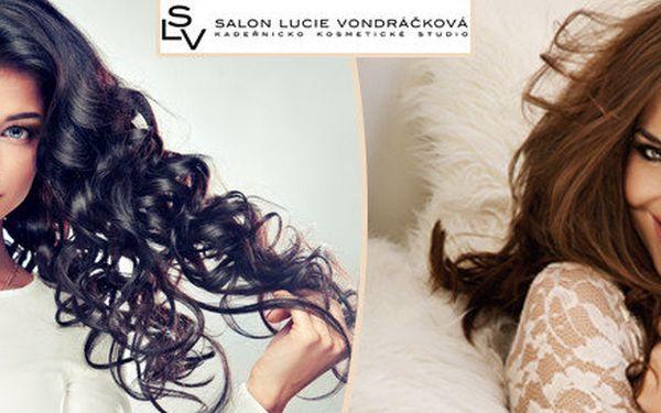 Dámské kadeřnické balíčky pro všechny délky vlasů s ošetřením kosmetikou Kérastase