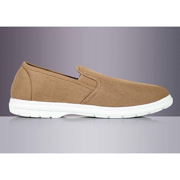 Pánské hnědé boty Gordini