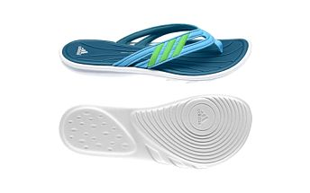adidas KISTULLA SC W aqua/green/white EUR 36 2/3 (4 UK women)