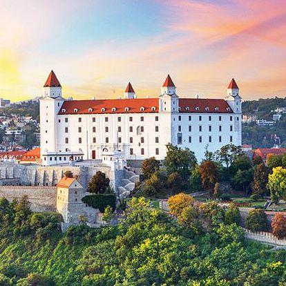 Dovolená pro dva se snídaněmi v hotelu Viktor*** v Bratislavě