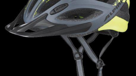 Cyklistická helma Alpina Spie Le pro ambiciozní jezdce