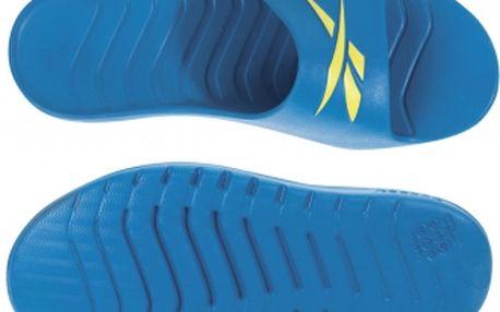 Pánské pantofle Reebok - Reebok KOBO VI JCLIP modrá