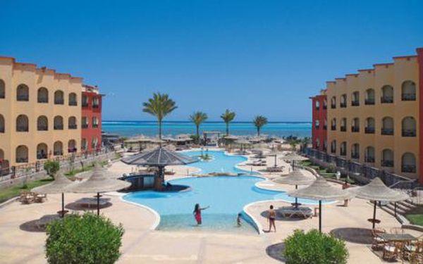 Egypt, oblast Marsa Alam, letecky, all Inclusive, ubytování v 4* hotelu na 11 dní