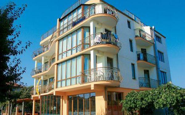 Bulharsko, oblast Primorsko, letecky, snídaně, ubytování v 3* hotelu na 12 dní