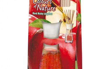 AIRWICK Vonné tyčinky Rubínově červená jablka 50 ml