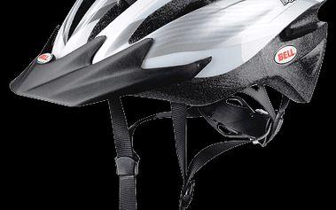 Všestranně využitelná cyklistická helma Bell Ukon