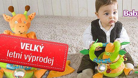 Žirafa Babymoov pro rozvoj dovedností dětí