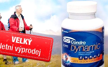 GS Condro Dynamic pro zdravé klouby 2 balení GS Condro