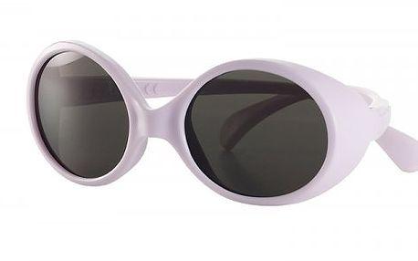 Beaba - dětské sluneční brýle Baby Classic 0 - 18 měsíců - pink