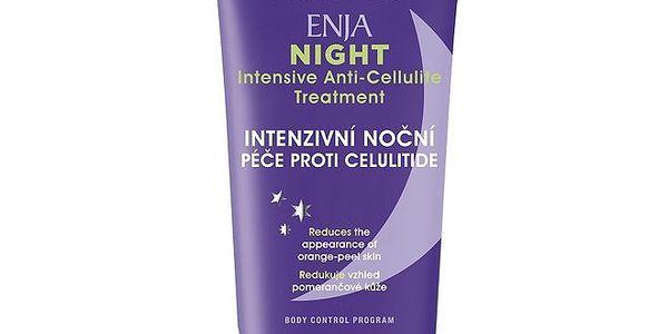 Enja intenzivní noční péče proti celulitidě 150ml