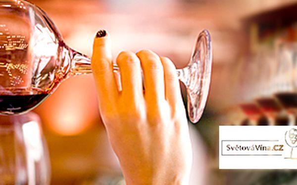Vinařský kurz s degustací vín: naučte se poznat kvalitu!