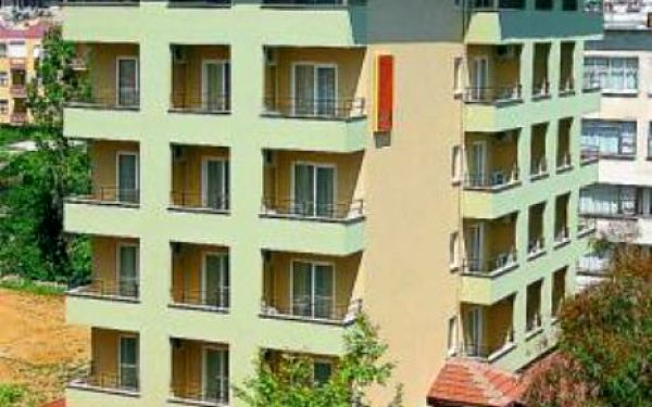 Turecko, oblast Alanya, letecky, polopenze, ubytování v 3* hotelu na 8 dní