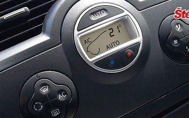 Kontrola, plnění a čištění klimatizace auta