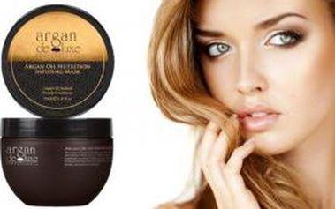 Výživná arganová maska na vlasy 250 ml