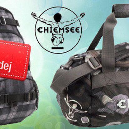 Taška i batoh oblíbené značky Chiemsee