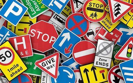 Řidičský průkaz sk. B - rychlokurz (3 - 5 týdnů)