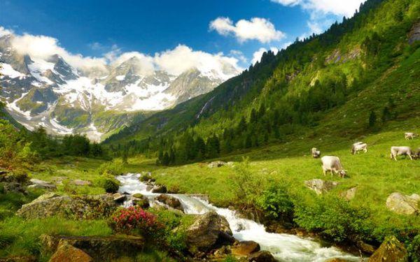 Rakousko – poznávací zájezd k Medvědí soutěsce s ubytováním