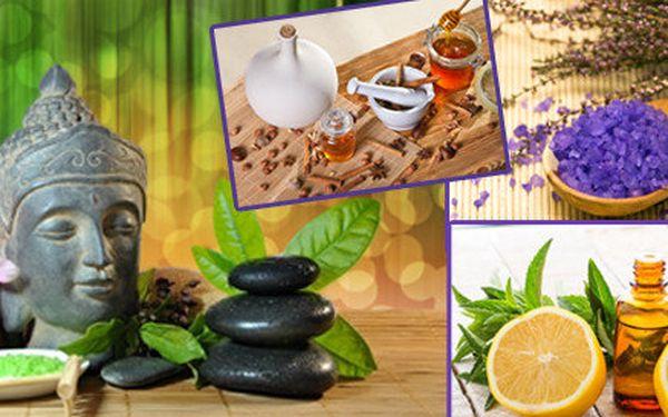 Letní relaxační balíček - výběr ze 4 druhů masáží