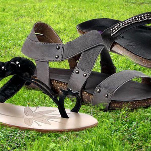 Dámské letní boty Stephan a Jumelles