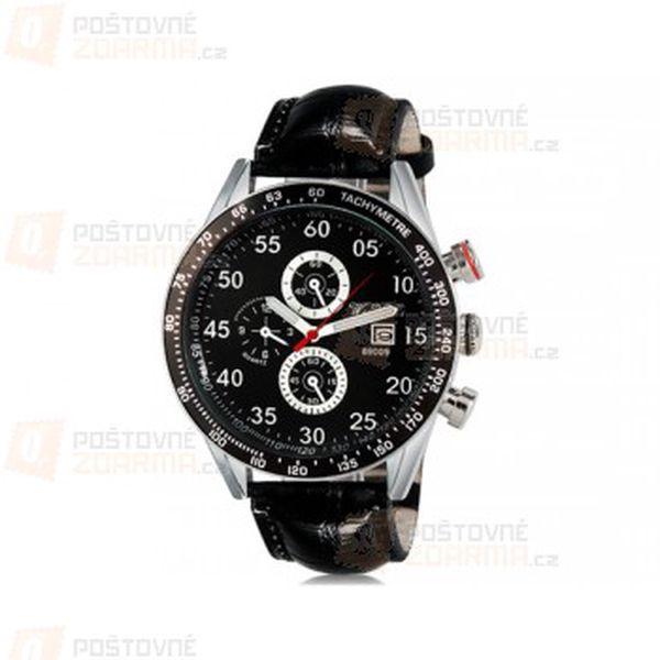 Pánské hodinky - 2 barevná provedení ciferníku a poštovné ZDARMA! - 23812560