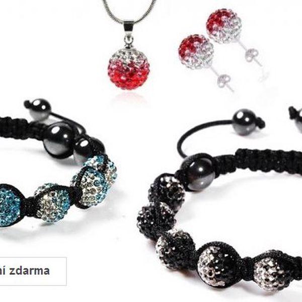 Výprodej Shamballa šperků