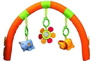Babymoov hrazdička do vany s hračkami