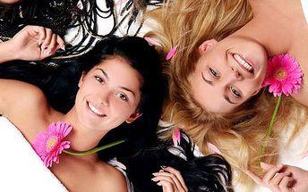 Kosmetika a masáže: BEAUTY DAY se slevou 63 %